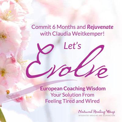 EVOLVE 8/12-13/17 Raise Your Vibration